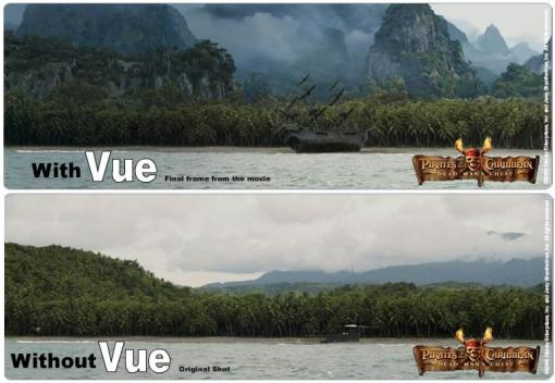 vue add caribian pirates